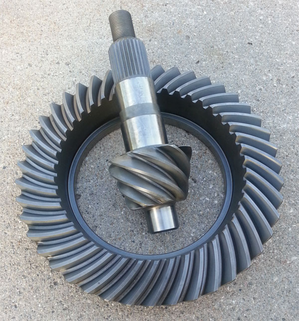 """Rearend Axle 4.11 NEW GM 7.5/"""" 7.625/"""" 10-Bolt CHEVY Ring /& Pinion Gears 4.10"""